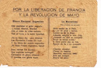 14 Juillet En Argentine Emigration64